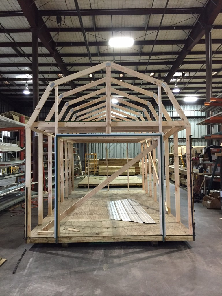 Statesville Barn Company Old Hickory Buildings Amp Sheds