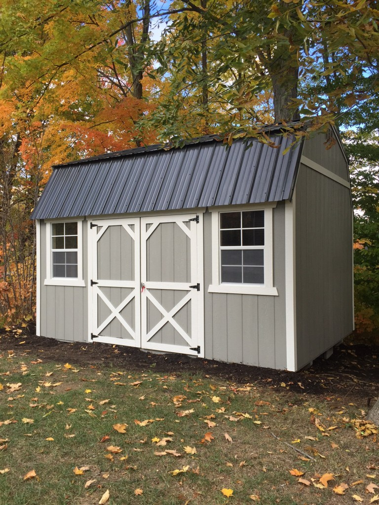 All seasons structures salem old hickory buildings for Garages and more