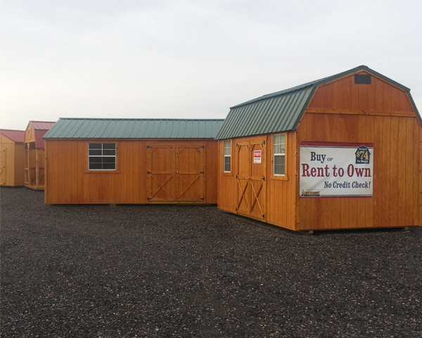 Garden Sheds Oregon keith friend - old hickory buildings & sheds - hermiston, or