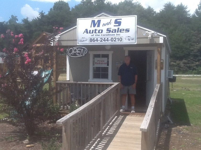 Taylor Auto Sales >> M AND S AUTO SALES - Old Hickory Buildings & Sheds ...