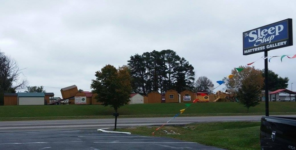 Beds To Go Old Hickory Buildings Amp Sheds Crossville Tn