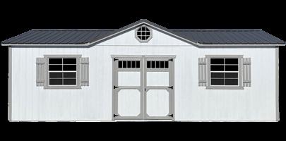 gable dormer shed